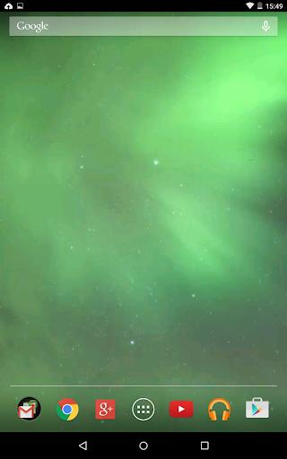 Aurora video wallpapers
