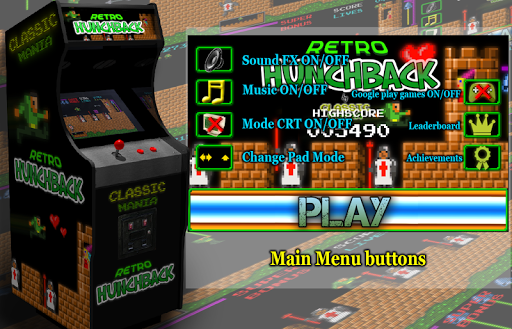 Retro Hunchback 1.21 screenshots 15