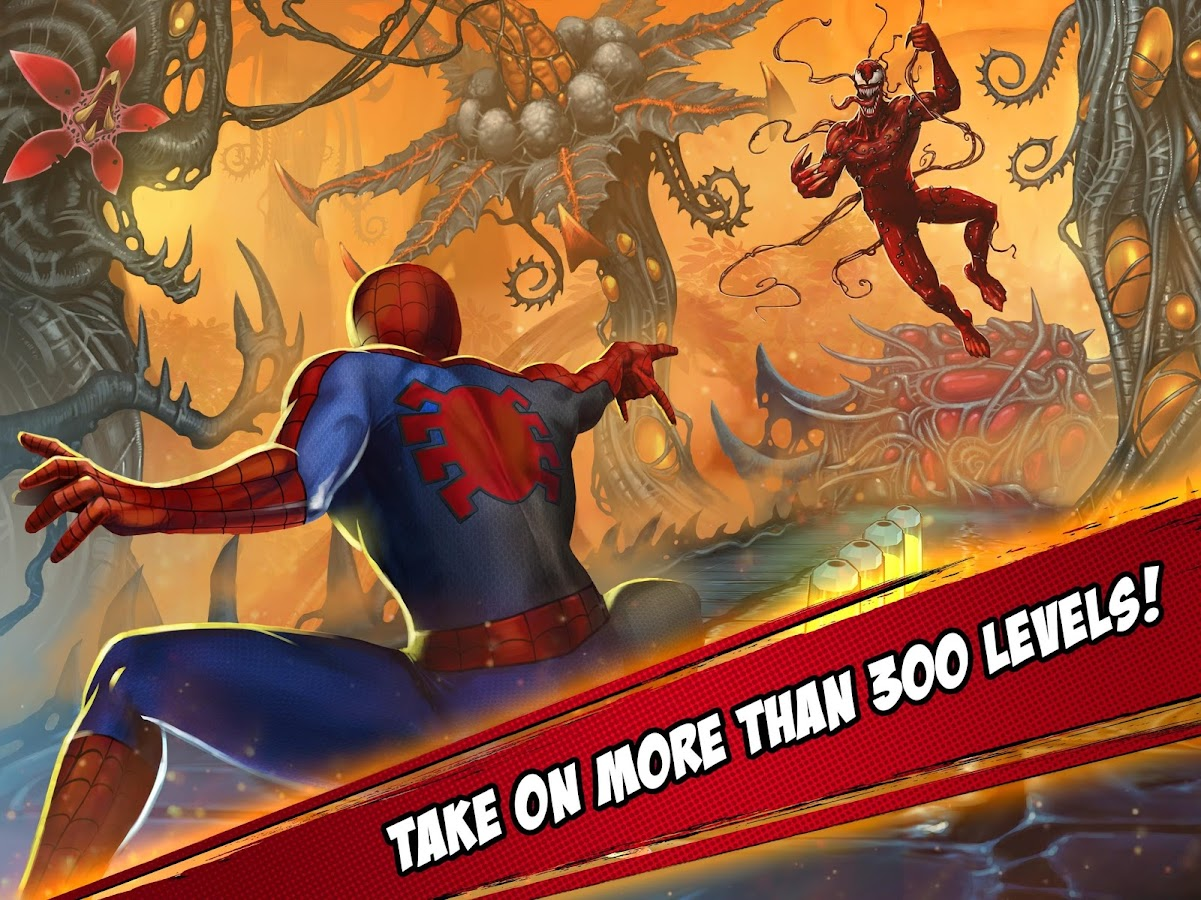Screenshots of Spider-Man Unlimited for iPhone