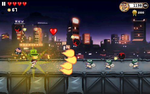 Monster Dash Screenshot 8
