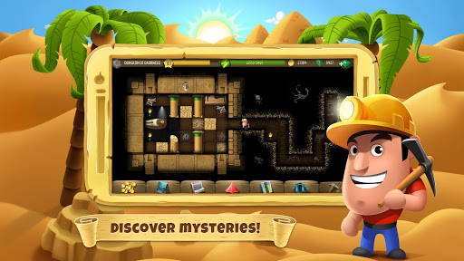 Diggy's Adventure  screenshots 2