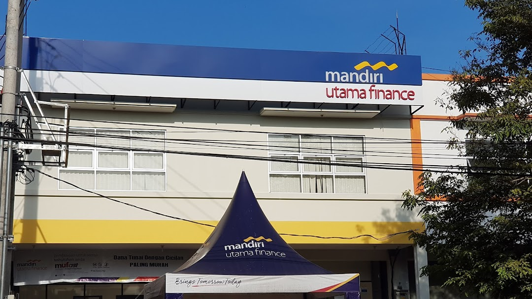 Pt Mandiri Utama Finance Cianjur Kantor Perusahaan