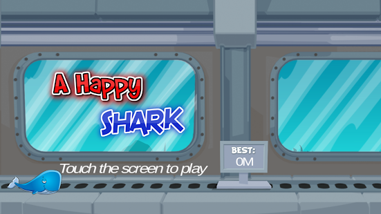 Happy Shark - náhled