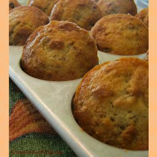 Raisin Bran Refrigerator Muffins