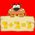 Math word problems solver game icon