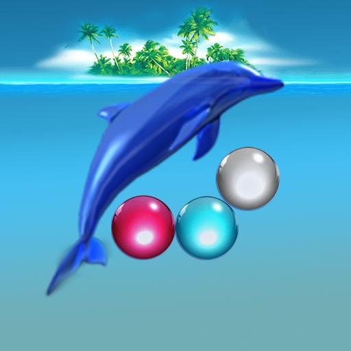 dolphin bubble