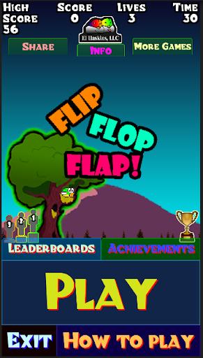 Flip Flop Flap