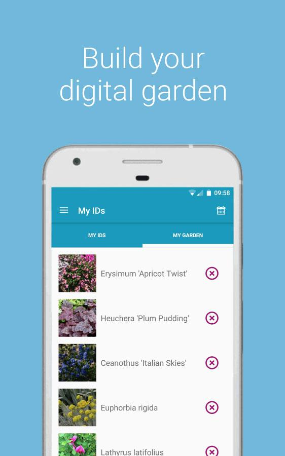 Garden Compass - SmartPlant™- screenshot