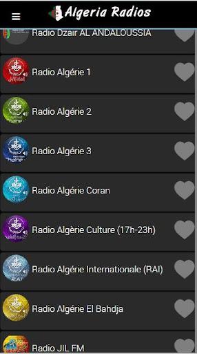 Meilleurs Radios Algériennes