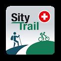 SityTrail Switzerland - hiking