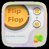 (FREE) GO SMS FLIPFLOP THEME
