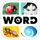 1000 Pics Puzzle -Word Puzzle Game with 4 Pics