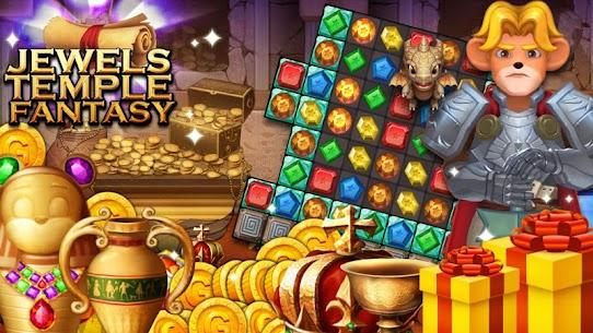 Jewels Temple Fantasy 3