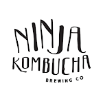 Logo of Ninja Kombucha Blackberry Hibiscus