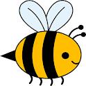Stingy bee icon