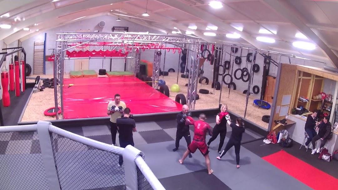 warrior parkour gym club de sport a
