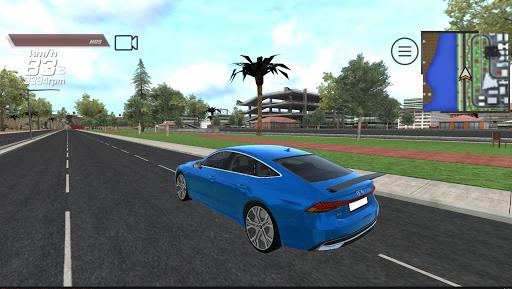 Super Car A7 Simulation, Quest, Parking screenshot 11