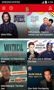 Just for Laughs Festival- screenshot thumbnail