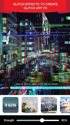 Download Glitch Video Effect & Trippy Effects Editor on PC & Mac