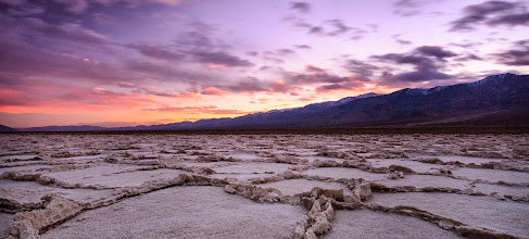 Photo: Out of time Death Valley, CA. 2013.  When the sky turns these colors, I hear the seconds click over in my head, a countdown has begun, and just as quick as the show began, its going to end.  So much going on today, but at least I took 30 minutes this morning to bring you this.  Good luck to all the Googlers that have demos, presentations, and releases coming out tomorrow at IO 2013.