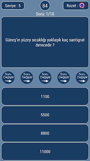 Bil Bakalım - Genel Kültür Bilgi Yarışması screenshots 2
