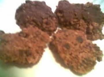FAYE'S CHOCOLATE OATMEAL RAISIN COOKIE BARS