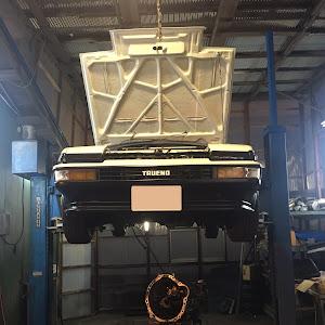 スプリンタートレノ AE86 60' GT APEXのクラッチのカスタム事例画像 しゅーてぃーさんの2018年12月30日12:22の投稿