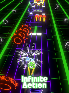 Impossible Neon Dash- screenshot thumbnail