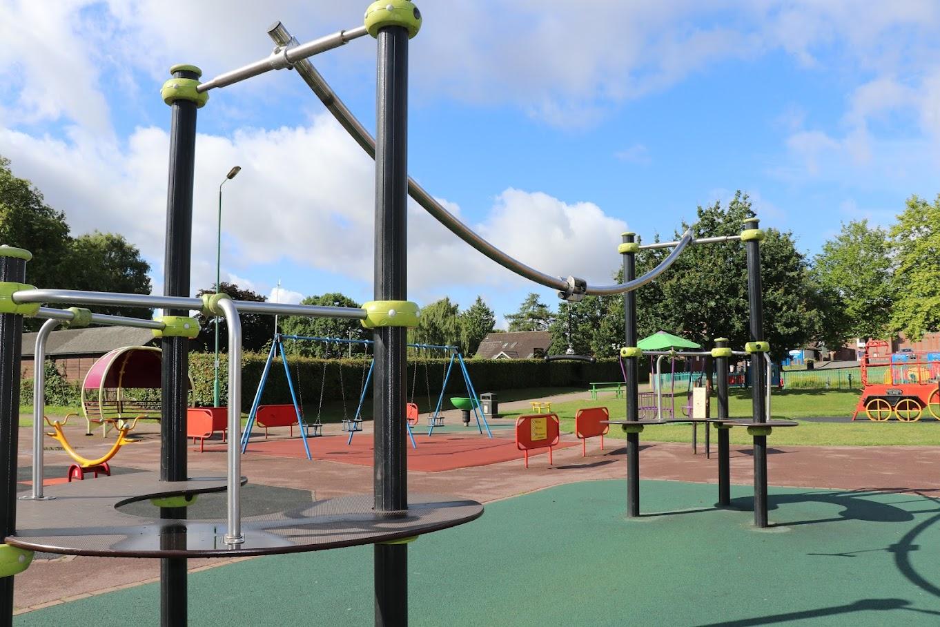 Tenterden Play Park, Tenterden Recreation Ground