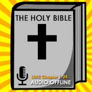 Audio Bible Offline : Luke