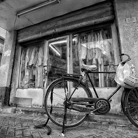 by Tyrone de Asis - Transportation Bicycles