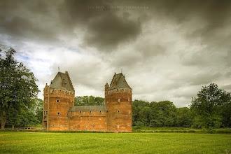 Photo: Beersel Castle, Belgium