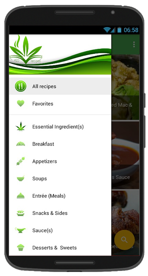 420 recipes android apps on google play