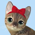 Kitty Cat Resort: Idle Cat-Raising Game icon