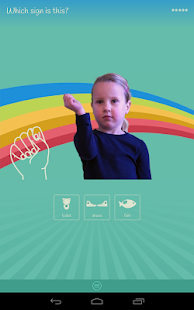 Sign Language: ASL Kids- screenshot thumbnail
