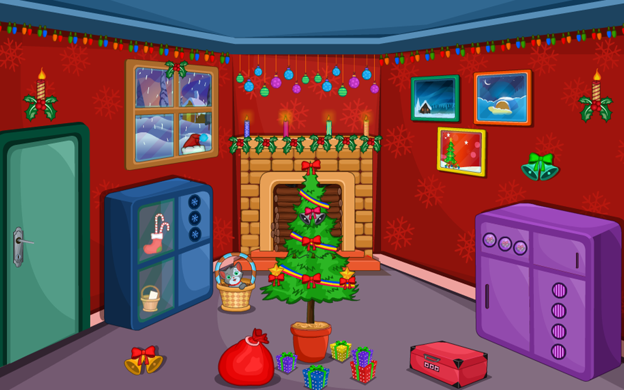 3d escape puzzle christmas santa android apps on google play for Escape puzzle