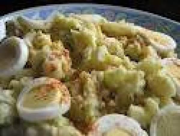 Moms Potato Salad Recipe