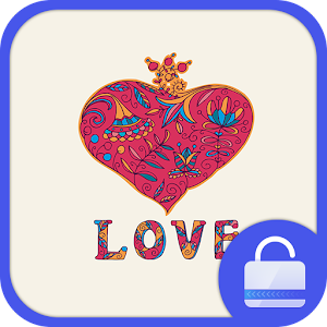 Lover Forever locker theme apk