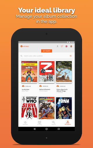 Izneo, Read Manga, Comics & BD 8.0 screenshots 15