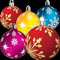 Merry Christmas Balls Widgets icon