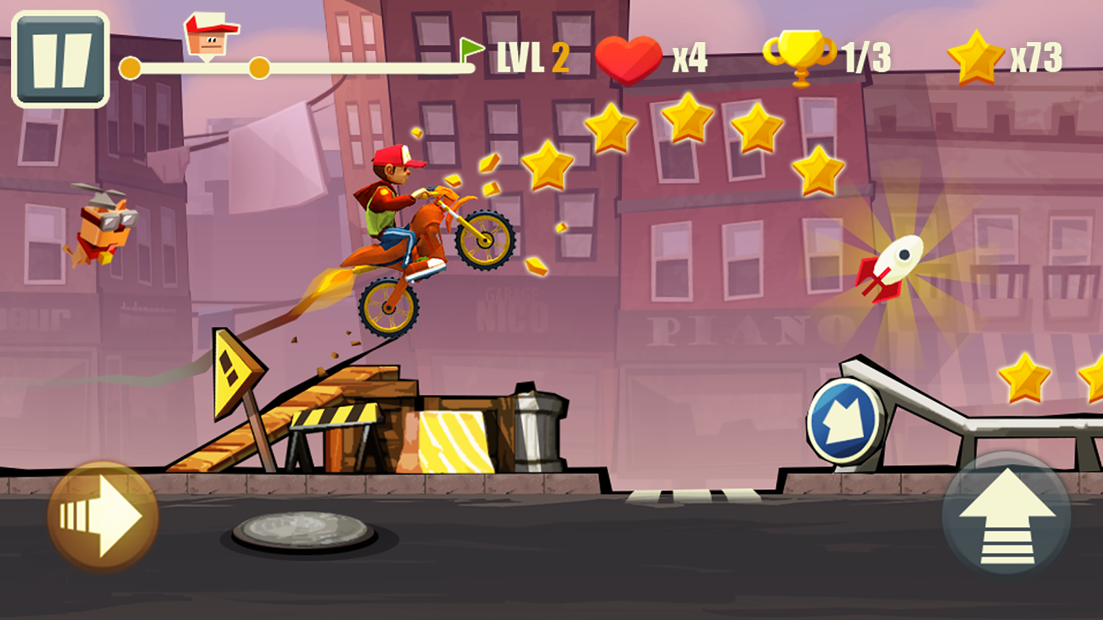 Moto Race - Motor Rider- screenshot