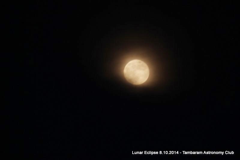Photo: Total Lunar Eclipse, 8th Oct 2014, Tambaram Astronomy Club,  Forth Coming Eclipse 20 March 2015 Total solar Eclipse, 4 April 2015 Partial Lunar Eclipse, 13 september 2015 Partial Solar Eclipse, 28 september 2015 Total Lunar Eclipse, Chennai, Balu Saravanan, www.prohithar.com, எதிர் வரும் சூரிய கிரகணம், சந்திர கிரகணம் பகுதி சூரிய கிரகணம், முழு சூரிய கிரகணம், குறை சூரிய கிரகணம், முழு சந்திர கிரகணம், பகுதி சந்திர கிரகணம், புறநிழல் சந்திர கிரகணம்  2015ம் ஆண்டில் மொத்தம் 4 கிரகணங்கள் மட்டுமே பூமியில் நிகழும்