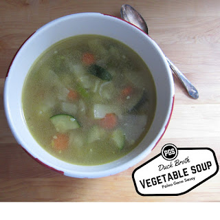 Summer Vegetable Broth Recipes
