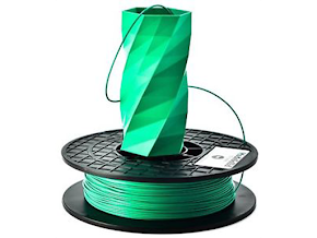 MadeSolid Green PET+ Filament - 1.75mm (1lb)