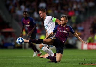 Barcelona klopte PSV met 4-0