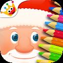 Navidad Puzzles para Colorear icon