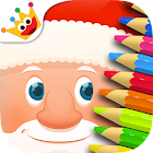 Disegni da colorare - Natale icon