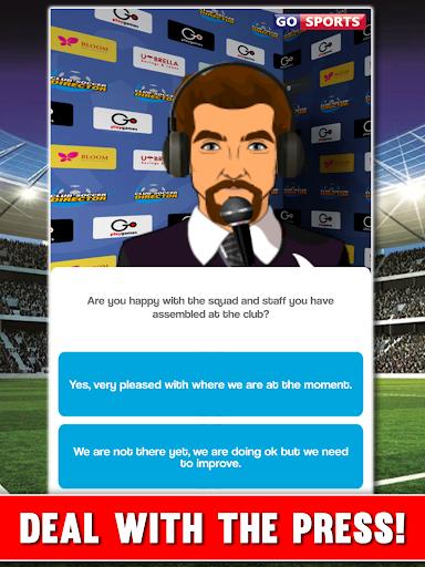 Club Soccer Director - Soccer Club Manager Sim 2.0.8e screenshots 13