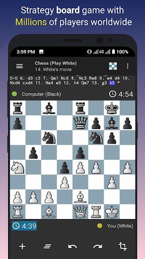Chess - Play & Learn Free Classic Board Game 1.0.4 screenshots 5