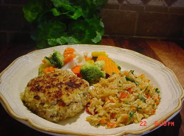 Chicken Cakes (bonnie's) Recipe